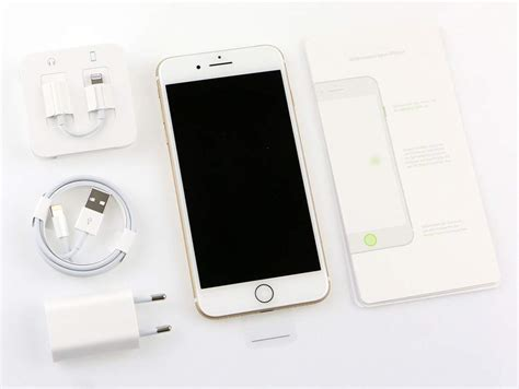 apple iphone   unboxing items box accessories view