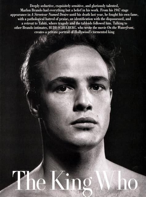 Brando Has A Something For The by Marlon Brando Photo Gallery High Quality Pics Of Marlon