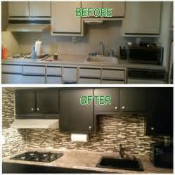 Kitchen Cabinet Paint Kits by Painted Our Cabinets Using Nuvo Cabinet Paint Kit What A