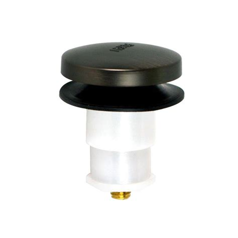 bathtub stopper watco foot actuated bathtub stopper with 3 8 in pin