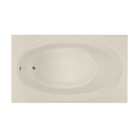6ft bathtubs kohler proflex 6 ft center drain alcove with tile flange