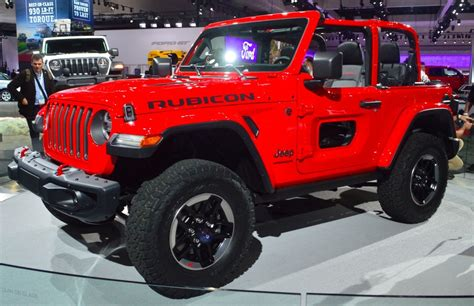 new jeep wrangler style all new 2018 jeep wrangler specs released at la auto show