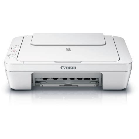 Printer Scanner Canon canon pixma mg2920 wireless inkjet all in one printer copier scanner white walmart