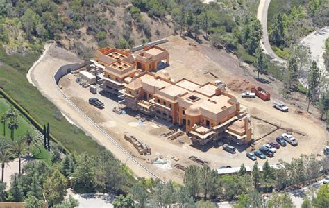 tom brady photos photos construction on tom brady s home