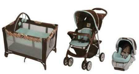 Kereta Dorong Bayi Murah pusat toko stroller murah graco literider folding stroller bayi w car seat play pack n