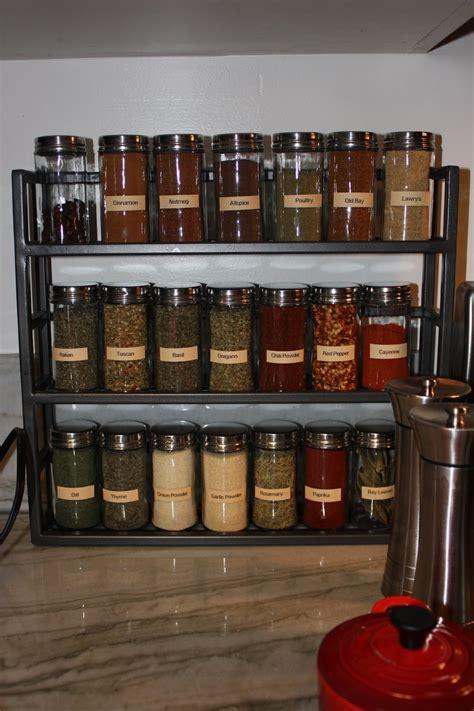 spice rack organization spice rack organization kitchen pinterest