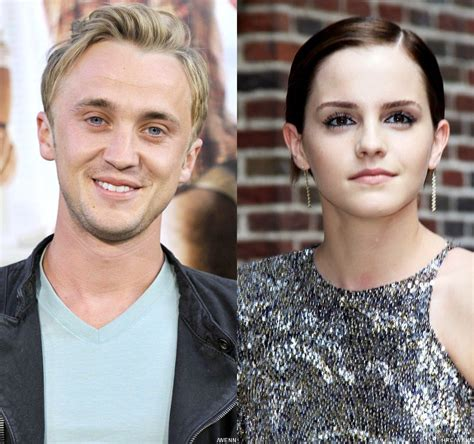 film z emma watson i tom felton tom felton gives his response to emma watson s crush