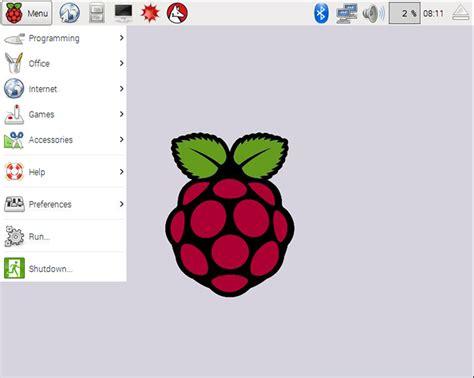 raspberry pi software highlights raspbian release