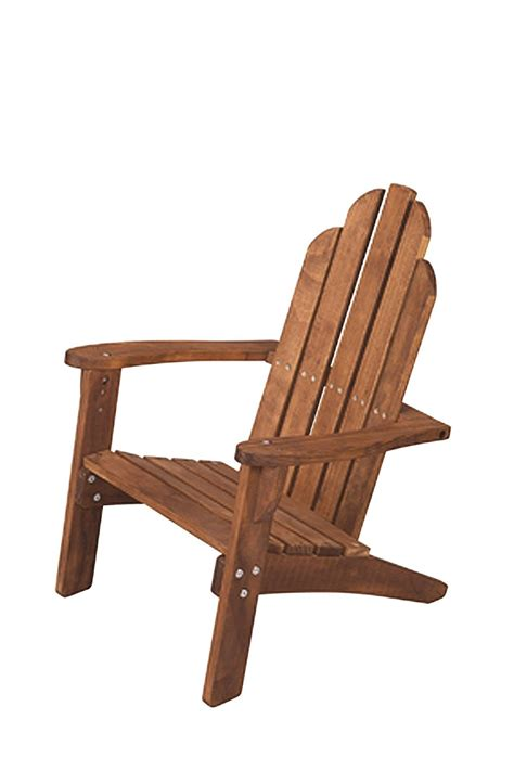 Child Patio Chair Maxim Child S Adirondack Chair Outdoor Wood Patio Furniture For Backyard Lawn Deck