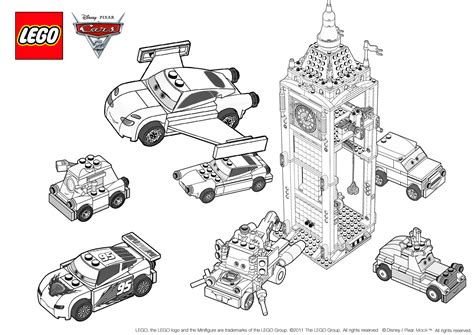 coloring pages lego cars free lego cars coloring pages