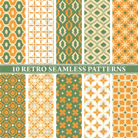 seamless mesh pattern seamless mesh patterns retro wallpapers vector image
