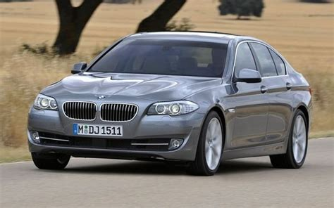 2011 Bmw 528i Review by 2011 Bmw 528i Sedan Review Top Speed