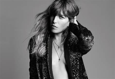 Qa Model Designer Lou Doillon by Lou Doillon