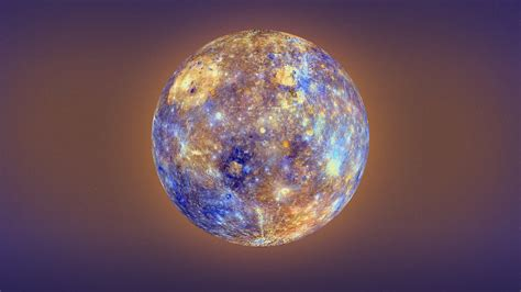 Flight From The Water Planet overview mercury solar system exploration nasa science