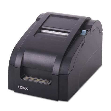 Print Pos impact receipt printer driver pos x