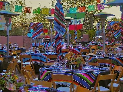 decorations for a mexican themed the world s catalog of ideas