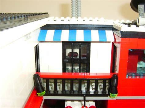 bridge emergency room white hospital lego building lions gate models