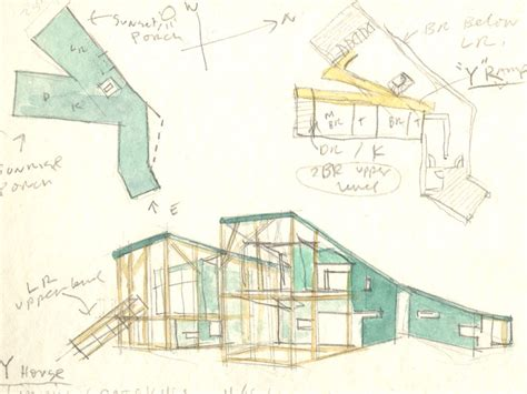house architectural plans y house by steven holl architects nimvo interior