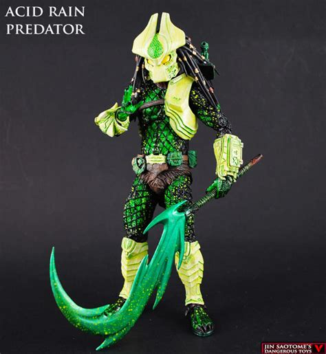 figure vs figurine acid predator vs predator custom