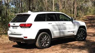 Jeep Grand Cheroke Jeep Grand 75th Anniversary Edition 2017 Review