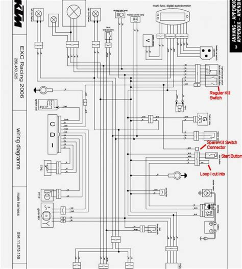 Ktm 300 Xc Headlight Wire Diagram 33 Wiring Diagram Images Wiring Diagrams Edmiracle Co Ktm 500 Exc Wiring Diagram 18 1 Kenmo Lp De