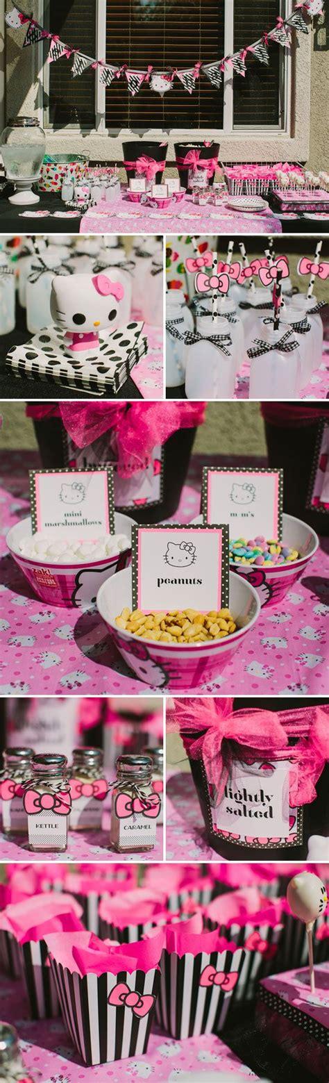 hello kitty themes party the 25 best hello kitty themes ideas on pinterest hello