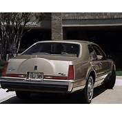 IMCDborg 1984 Lincoln Continental Mark VII In Dallas
