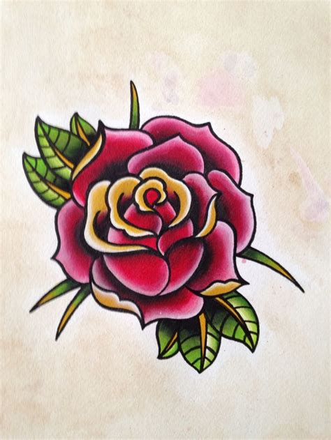 rose bud tattoos 46 best traditional bud images on