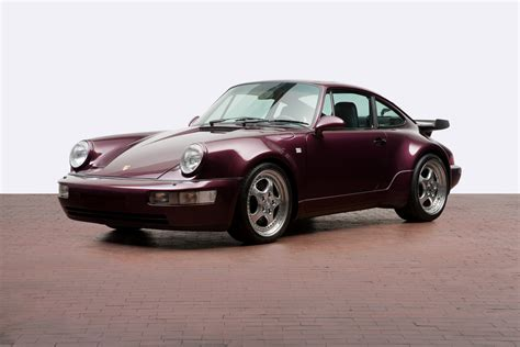 1990 porsche 911 turbo porsche 911 turbo 3 3 coupe 964 1990 92