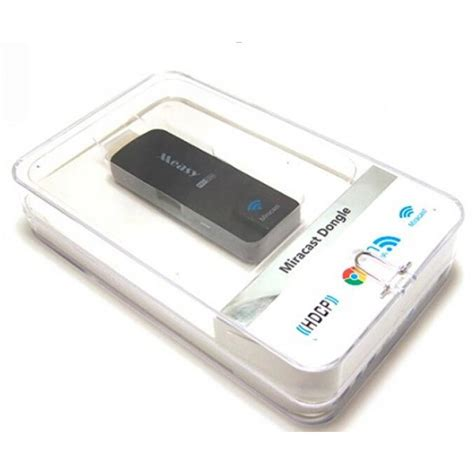 Miracast Screen Mirroring by Miracast Dongle Measy A2w Screen Mirroring Dongle