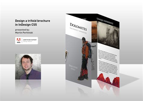 brochure templates for photoshop cs5 designing a trifold brochure in indesign cs5 eseminar