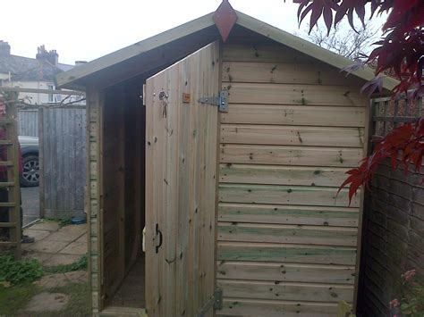 How To Secure A Shed by Secure Storage Shed The Wooden Workshop Oakford