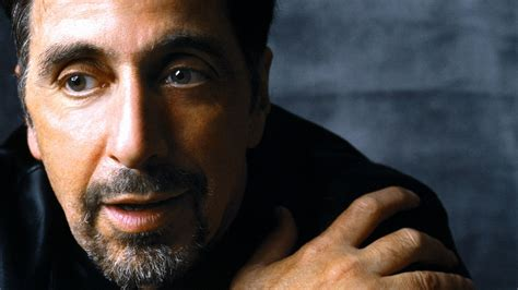 grey haired actor with mustache download wallpaper 1920x1080 al pacino brooding man