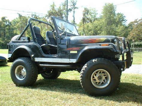 jeep cj5 1977 chevydawg 1977 jeep cj5 specs photos modification info