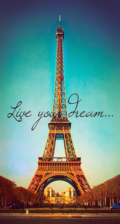 dream paris eiffel tower parallax iphone