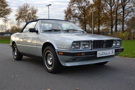 where to buy car manuals 1986 maserati biturbo electronic throttle control classic park cars maserati biturbo spyder