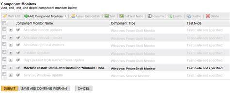 Background Check Pending Status Using Solarwinds To Highlight Servers In A Pending Reboot Status 171 Rakhesh