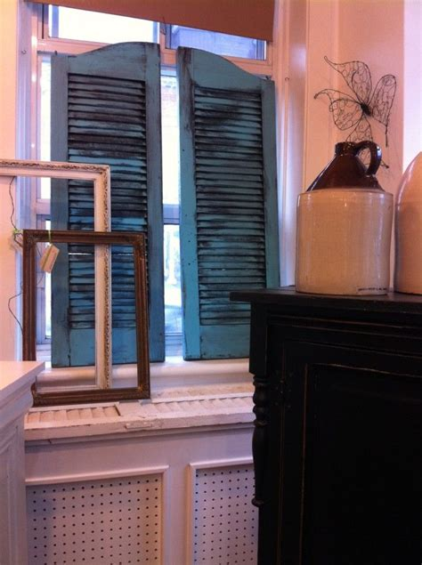 Decorating Ideas Using Shutters Shutters Decorating Ideas