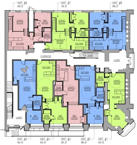 multi family house floor plans modern multi family house plans luxury multi family house