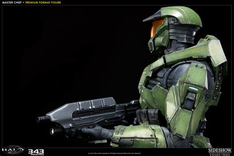 Exclusive T Shirt Armour Premium Impor Limited Premium Sporty 20 Master Chief Premium Format Figure Sideshow