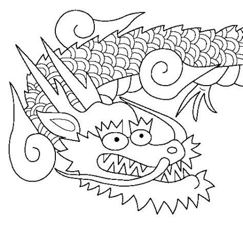 japanese temple coloring page disegno di drago giapponese ii da colorare acolore com