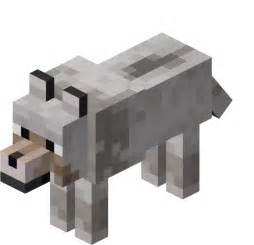 wolf minecraft wiki