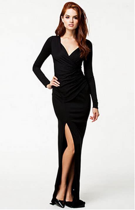Plain Maxi Dress Cleo Berkualitas plain black dresses