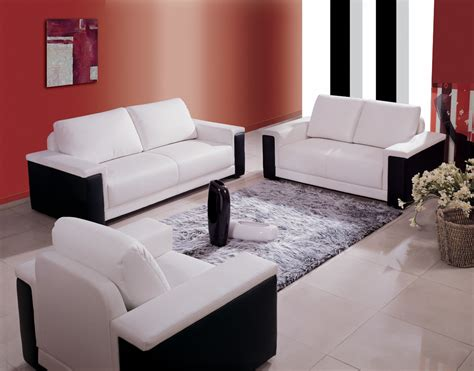 black and white leather couches china black and white color leather sofa es8029 china