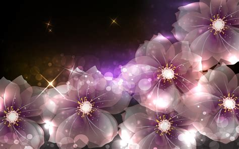wallpaper flower live glowing flowers live wallpaper android apps on google play