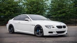 Bmw M6 V10 Modified V10 Bmw M6 With Meisterschaft Exhaust 6 Speed