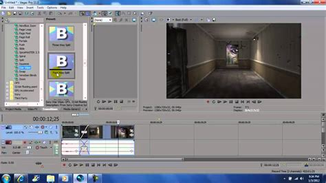 sony vegas pro transition tutorial sony vegas pro 11 transitions tutorial update video