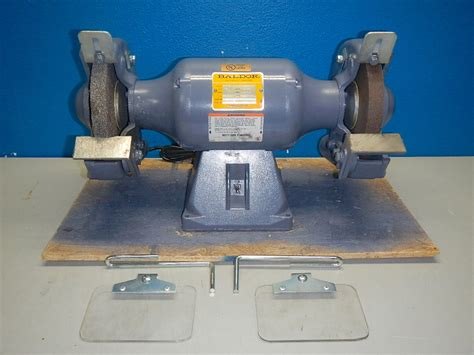 3 bench grinder baldor 8 quot bench grinder 3 4 hp 115 volts 3600 rpm 8107w