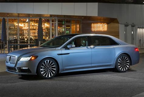 2019 the lincoln continental 2019 lincoln continental 80th anniversary price review