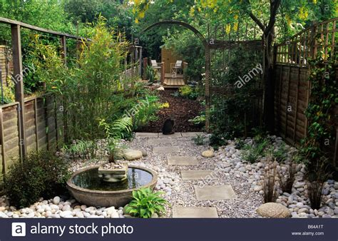 japanese style garden hallowell rd middx design alan titchmarsh japanese style